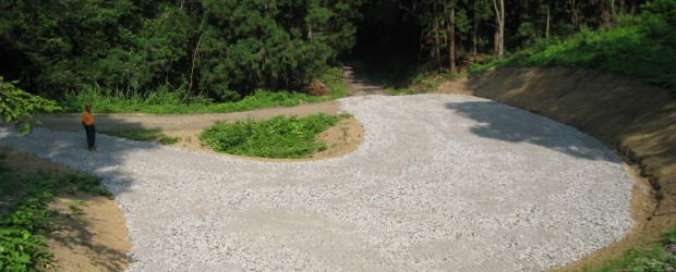葛山に登るために途中まで車で入れるように駐車場までの道と駐車場が整備されました。 これからはここを拠点に活動をしていきたいと思います。 10月中旬に、葛山ハイキングを予定しています。 詳細が決まり次第お知らせします。 &...