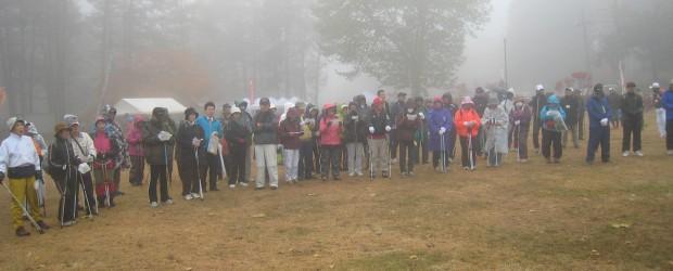 11月6日(日)飯綱高原の芝生広場(大座法師池よこ)で、『飯綱高原 健康ウォーキングフェスティバル』が開催されました。  去年までこの時期は飯綱マラソン大会が開催されていましたが、今年からはウォーキングフェス...