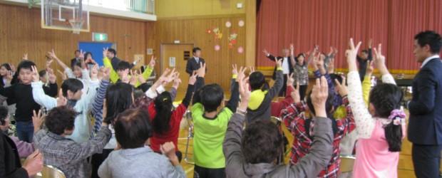 10月29日(土)、第2回ぬくもり広場を開催しました。 この日は、秋恒例の芋井小学校音楽会を見学し、その後昼食会となりました。 小学生のステージは少人数ならではの緊張感があり見学に来た皆さんも集中して子供たちと一緒に音楽...