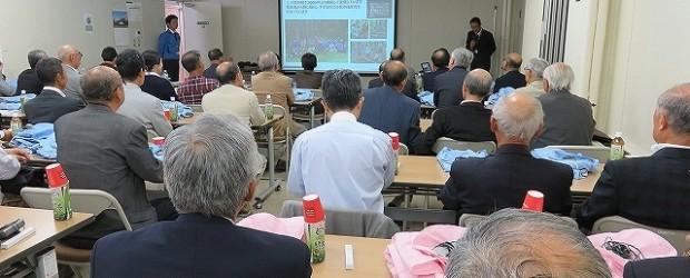 10月11日(木)、朝陽地区との地域間交流事業としてふるさと学級を開催しました。 富士通・長野工場、足立山長命寺、法輪山常恩寺、屋島近代美術館、エムウェーブを見学しました。