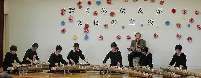 12月2日(日)芋井文化芸能祭を開催しました!! 展示部門では、約200点の作品が集まりました。 舞台部門では、芋井小の生徒、地域の方の活動発表の場となりました。 舞台部門第二部では、杉山由一先生によるフル...