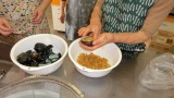 令和3年9月3日 茄子の辛子漬け講座を開催しました。